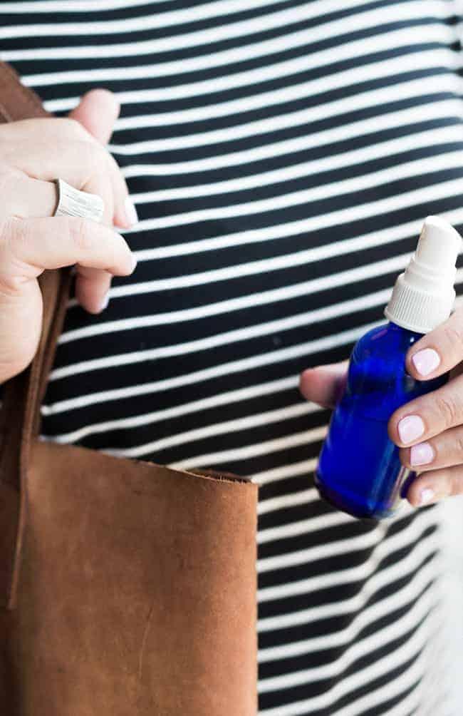 Lavender Lemon Hand Sanitizer