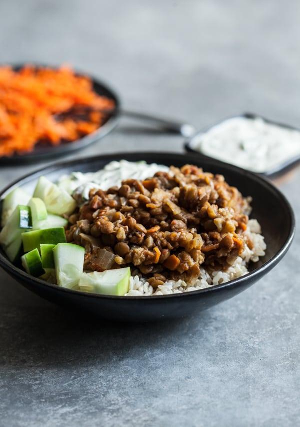 Lentil Cauliflower Curry