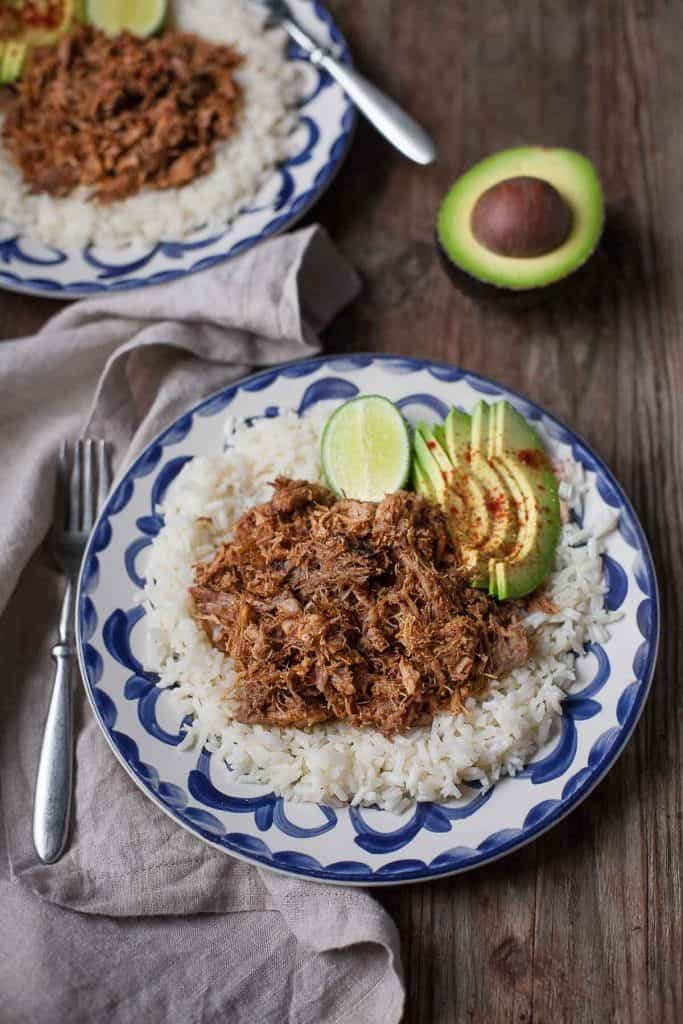 Instant Pot Carnitas by A Calculated Whisk