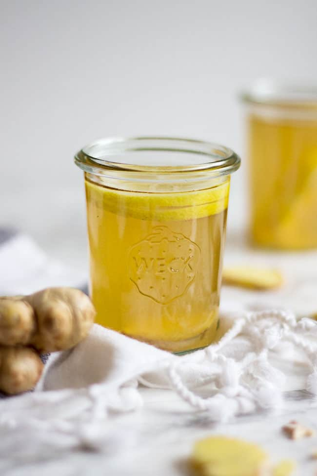 Fight Colds + Flu With This Immunity-Boosting Switchel