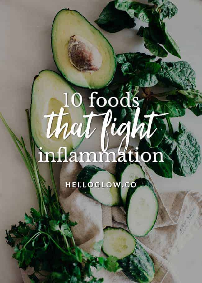 Everything You Need to Know About Inflammation (+ 10 Foods to Fight It)