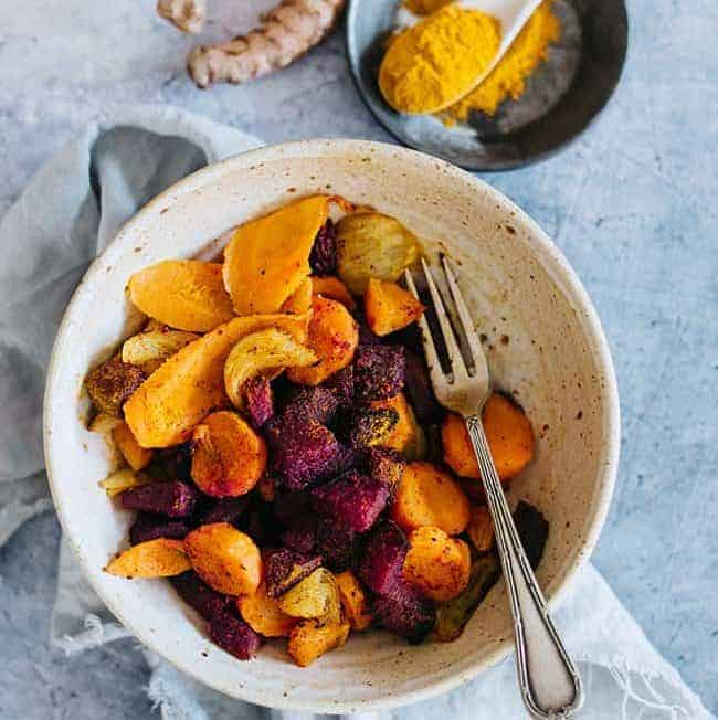2 Healing Roasted Vegetable Recipes For Fall
