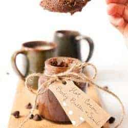 DIY Hot Cocoa Body Butter + Scrub