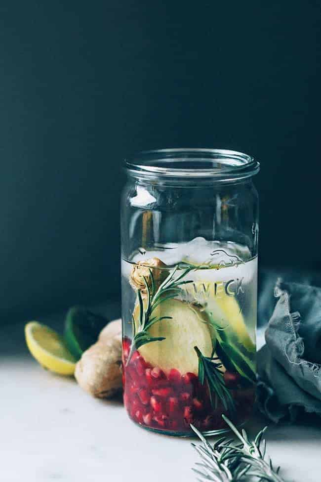 Natural Vitamin Water Recipe