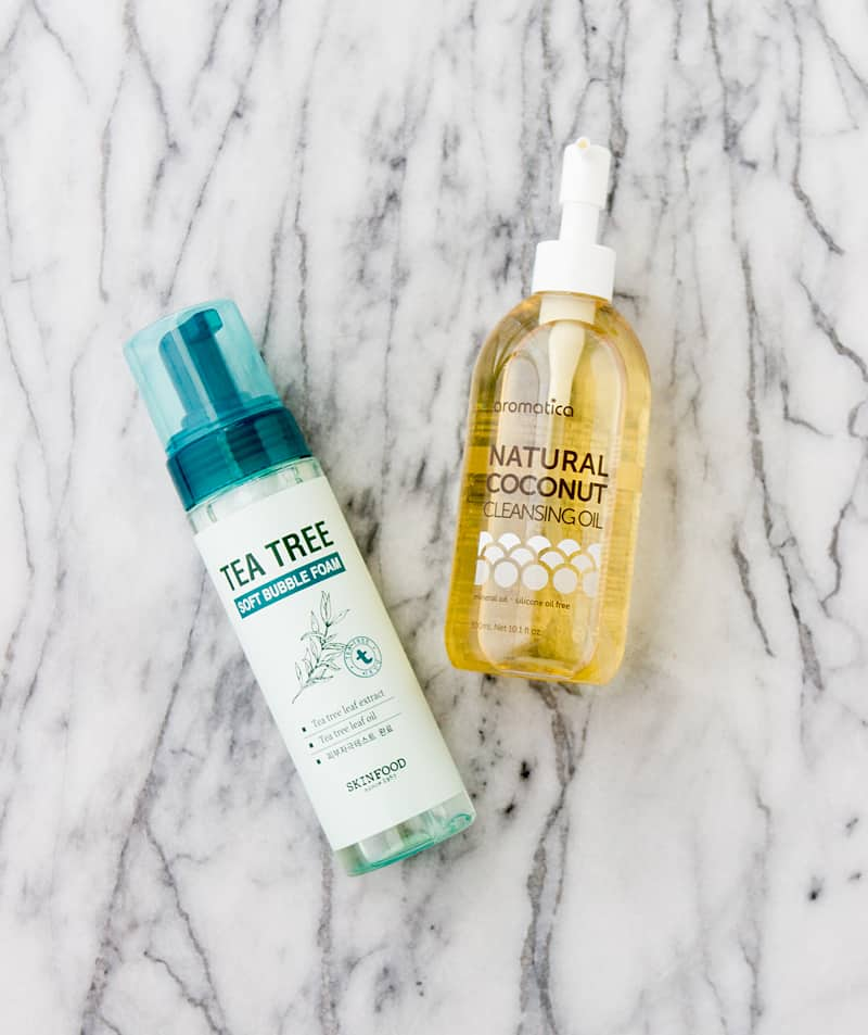 Korean Skincare - Cleansers