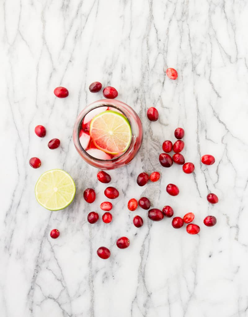 Keeping Healthy with Cranberry Juice