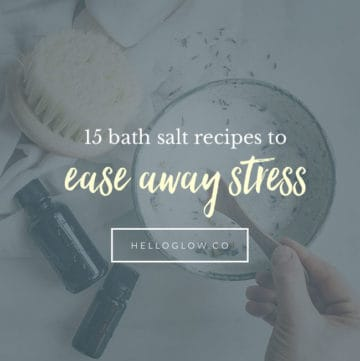 15 Bath Salt Recipes