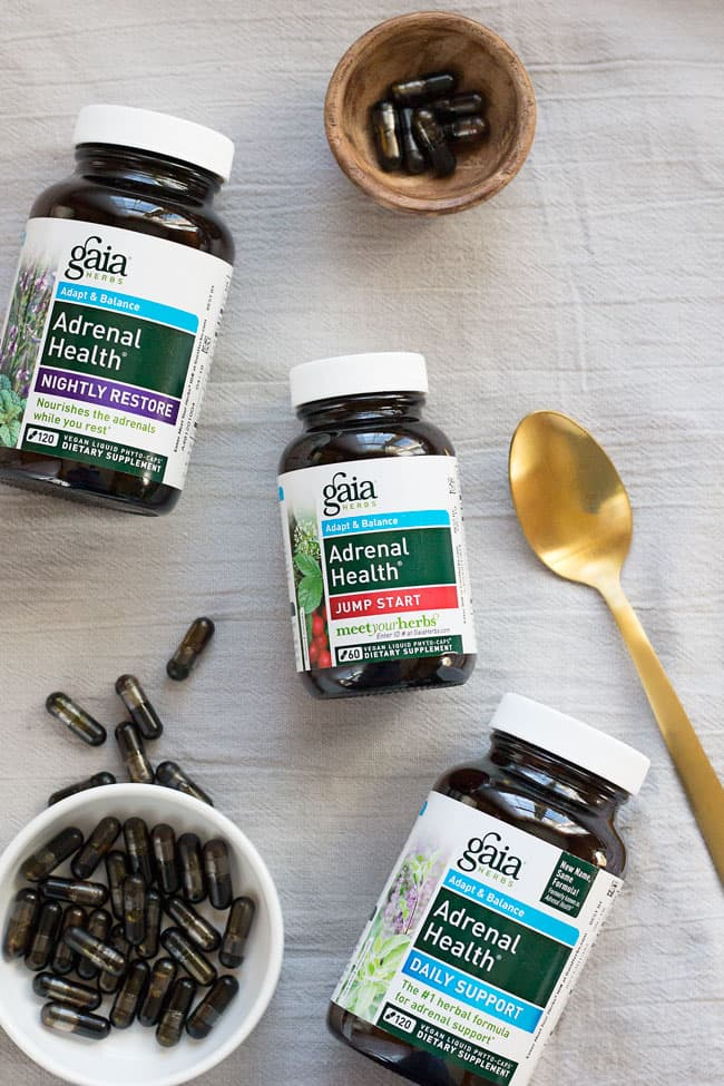 Gaia Adrenal Support