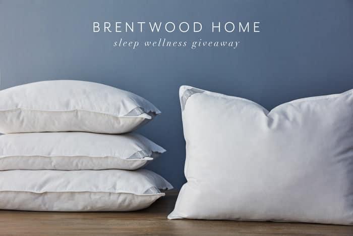 Sleep Wellness Bundle Giveaway