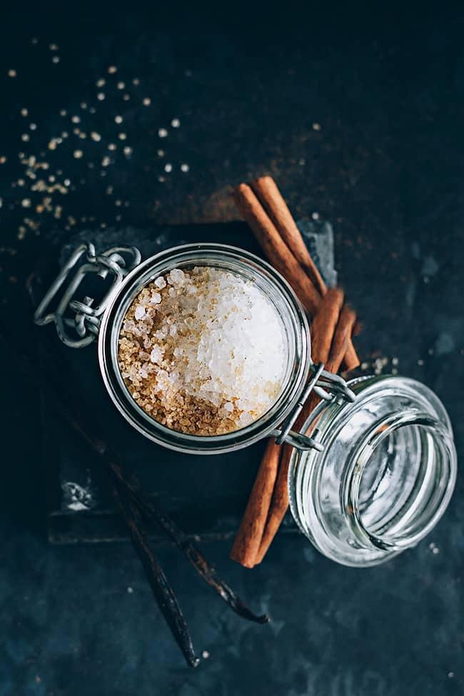 Bildergebnis für 1) Vanilla and Cinnamon Body Scrub