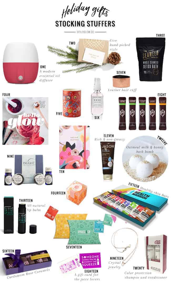Our Favorite Small Gifts + Stocking Stuffers for the Holidays