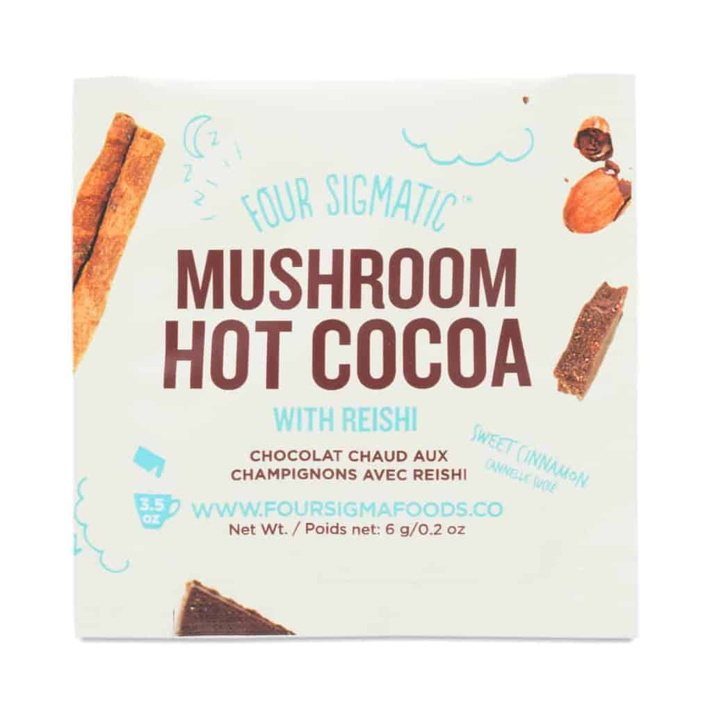 Four Sigmatic Cinnamon and Cardamom Mushroom Hot Cacao Mix