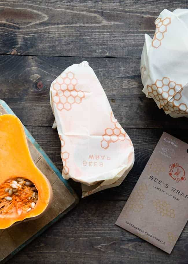 Ditch Plastic For Good With This All-Natural Food Wrap