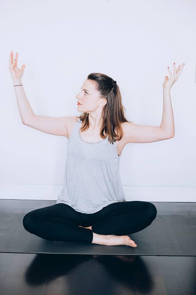 5 Uplifting Yoga Poses for Energy and Vitality