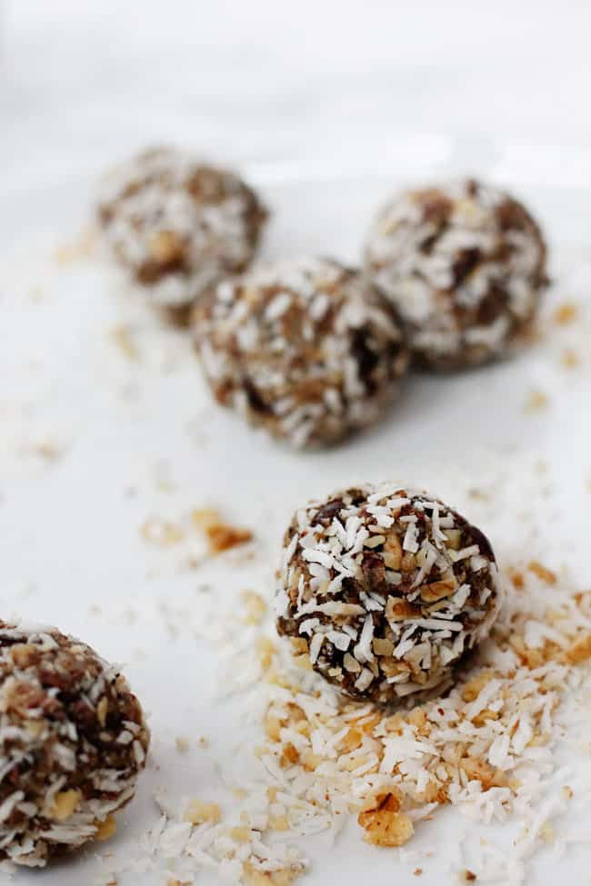Grain-Free Superfood Energy Balls