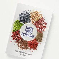 Superfoods Everyday by Sue Quinn