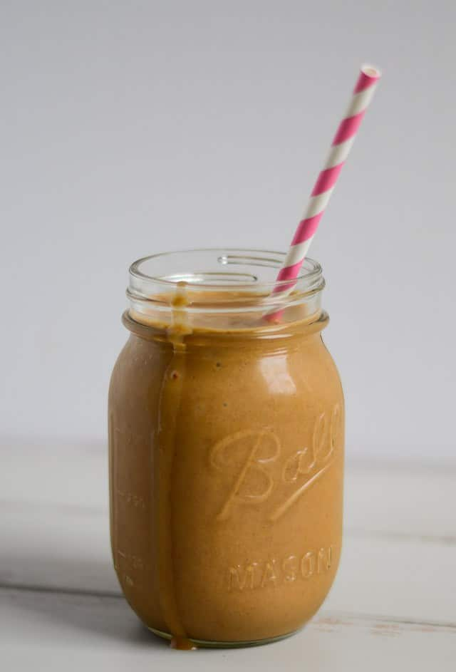 Sweet Potato Energy Shake