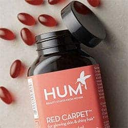 Hum Nutrition Red Carpet Supplements