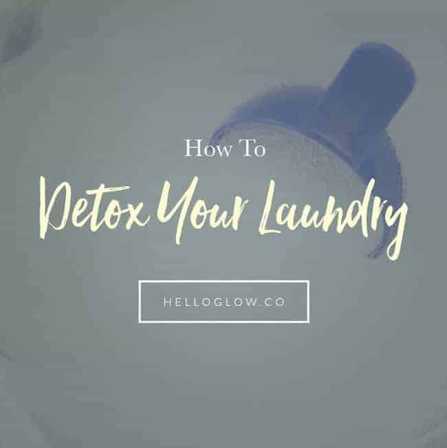 Detox Your Laundry: 18 Natural Products That Really Work