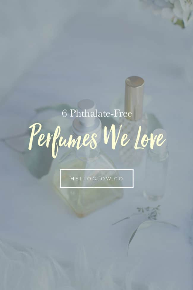 Smell Good Without the Bad Stuff: 6 Phthalate-Free Perfumes We Love