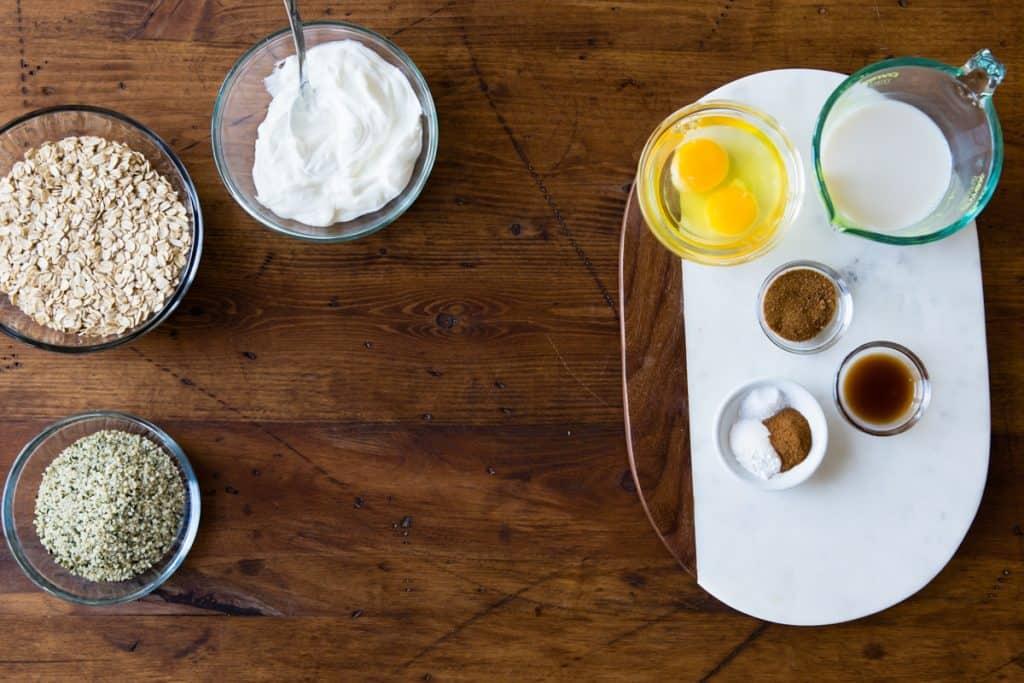 Blender Protein Pancakes | HelloGlow.co
