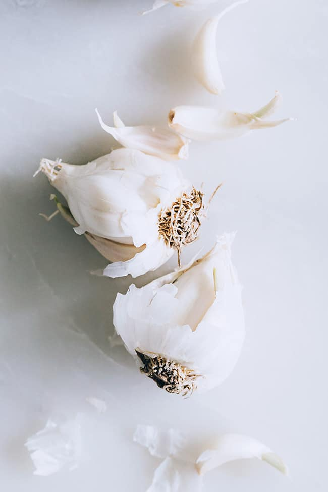 Garlic | 15 Foods That Nourish Your Body Inside + Out