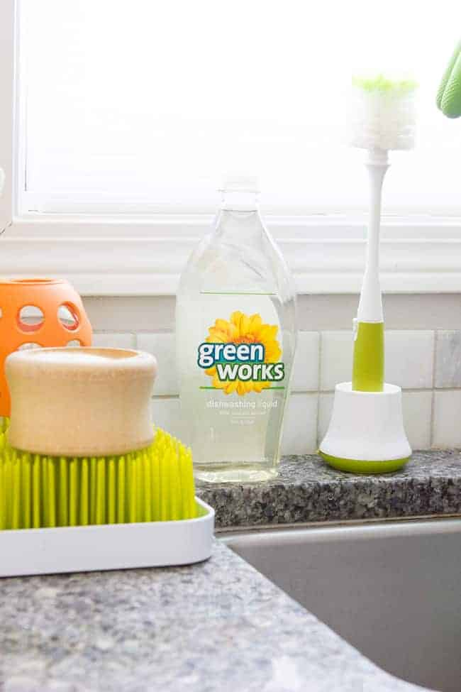 Green Works Dish Soap
