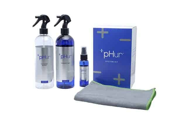 phur cleaning supplies