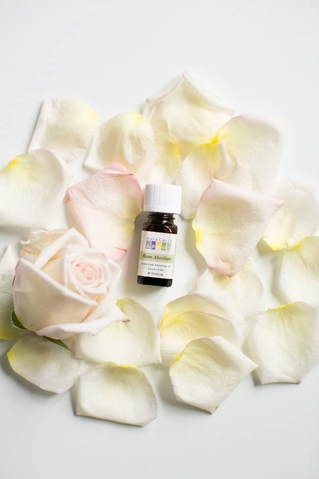 Rose Oil Benefits and Uses