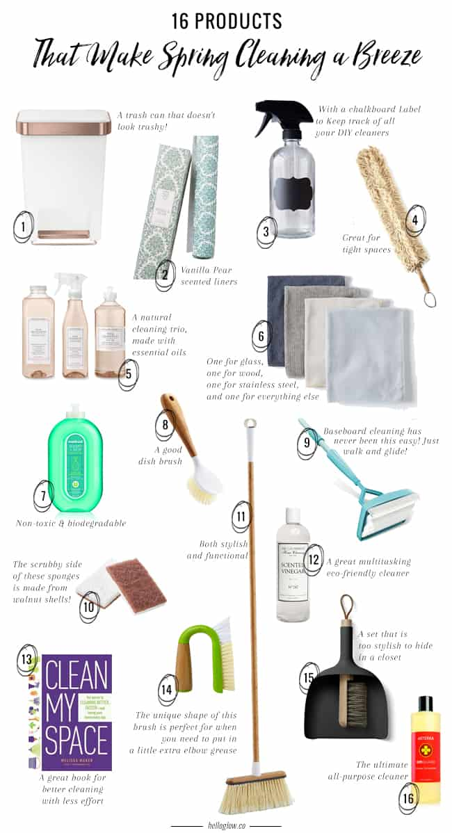 16 Products That Make Spring Cleaning a Breeze