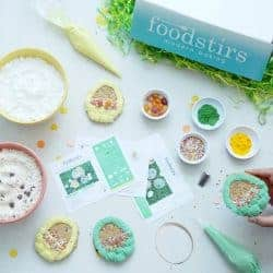 Foodstirs Blooming Basket Cookie Kit Giveaway
