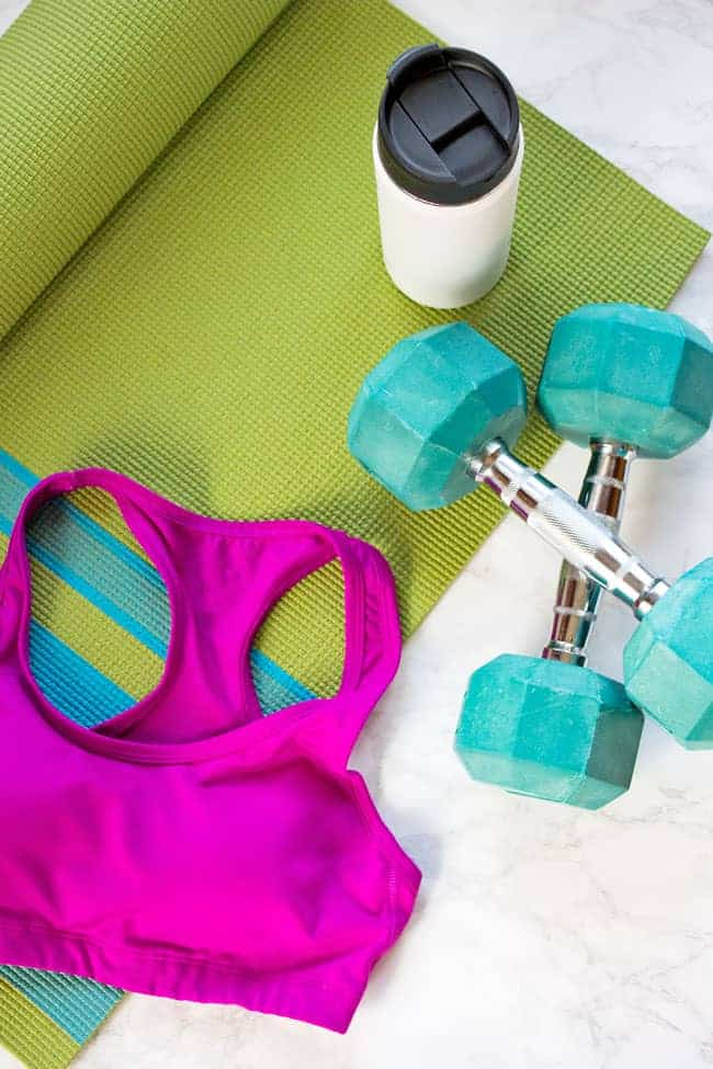 Your Workout Gear Is Filthy! Here's How to Clean It