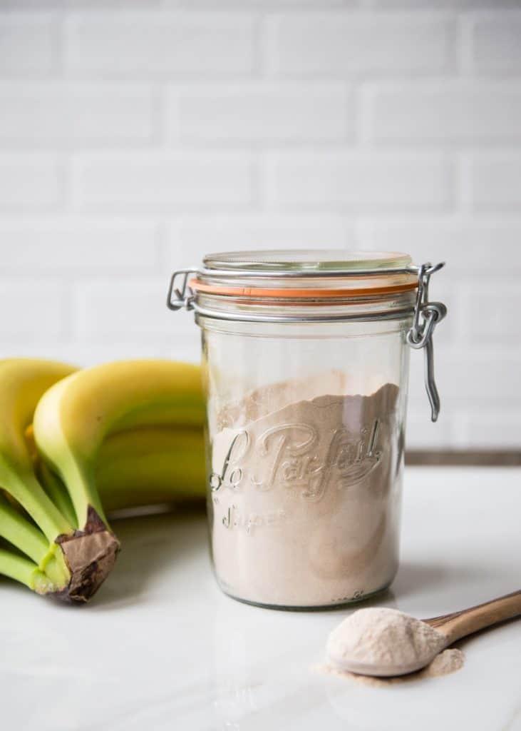 (Resistant Starch) Green Banana Grain-Free Flour
