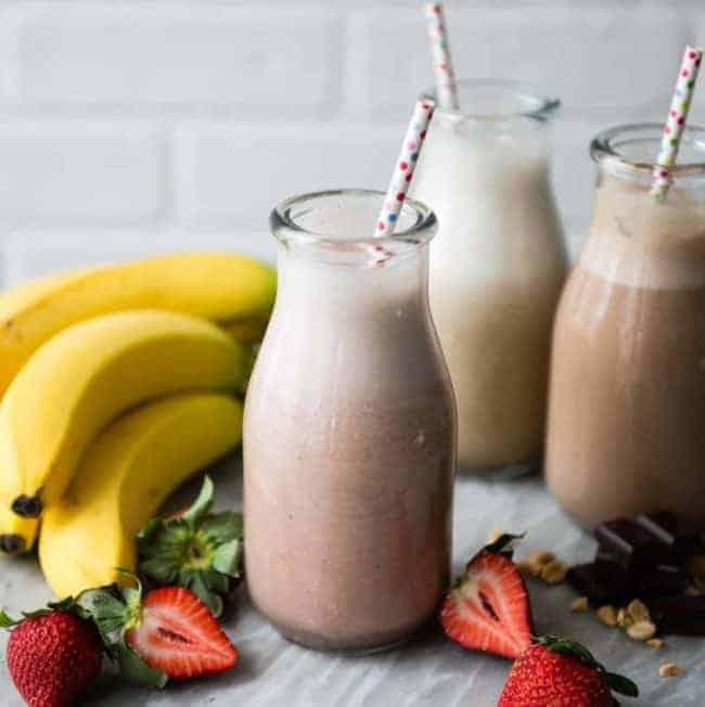 How To Make Banana Milk-7