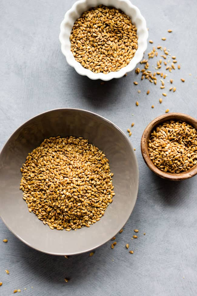 Flaxseeds for PMS