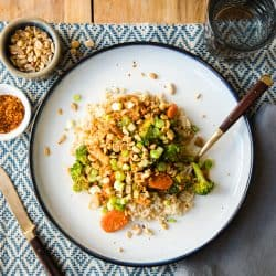 Who Needs Takeout When You Can Have This Slow Cooker Thai Peanut Curry?