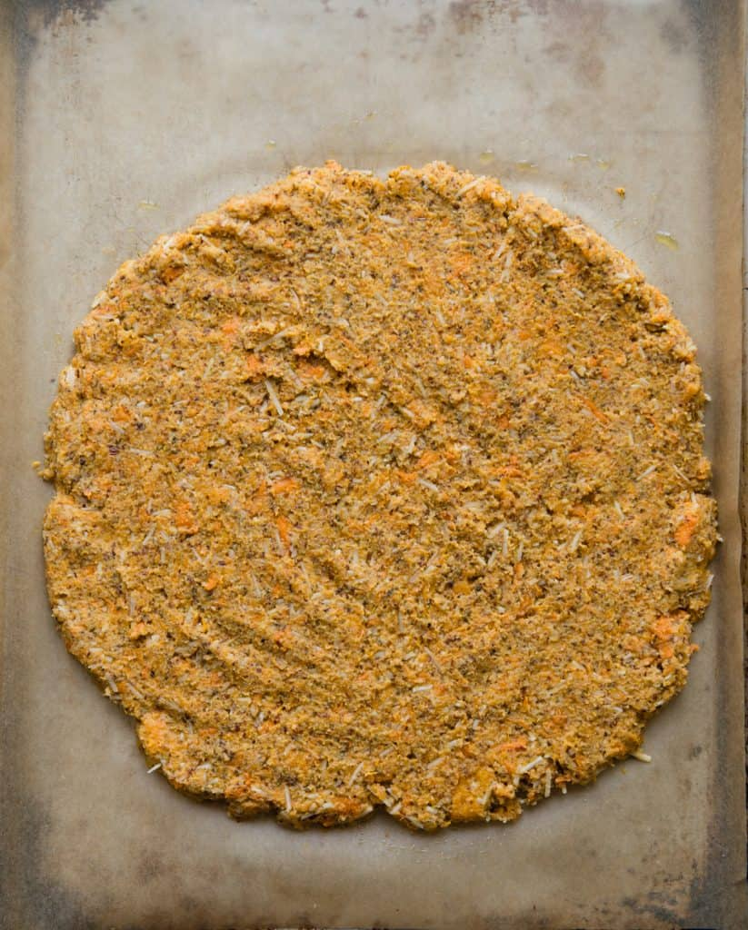 This Healthy Sweet Potato Pizza Crust Is a Game-Changer