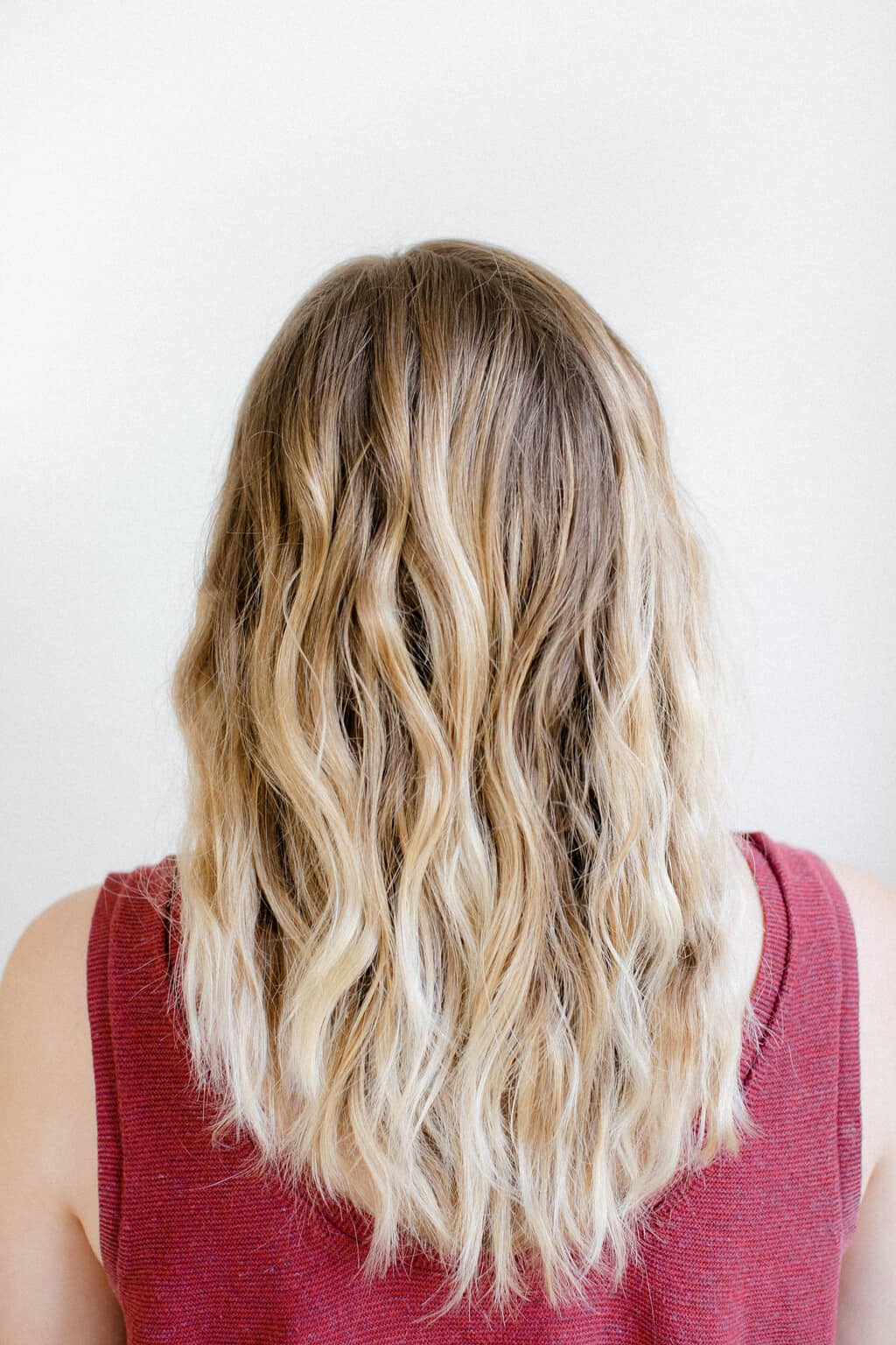 Effortless beachy waves overnight by Hello Glow