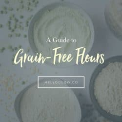 A Guide to Grain-Free Flours and Starches