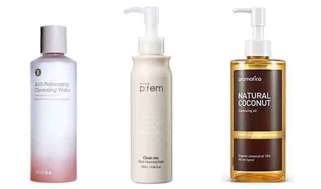 natural korean cleansers