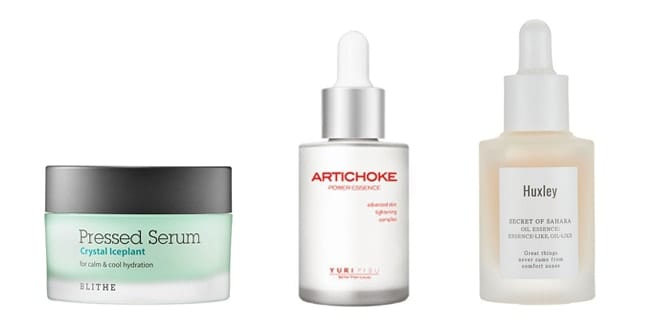 Natural Korean Serums