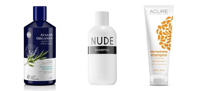 Nontoxic Shampoo