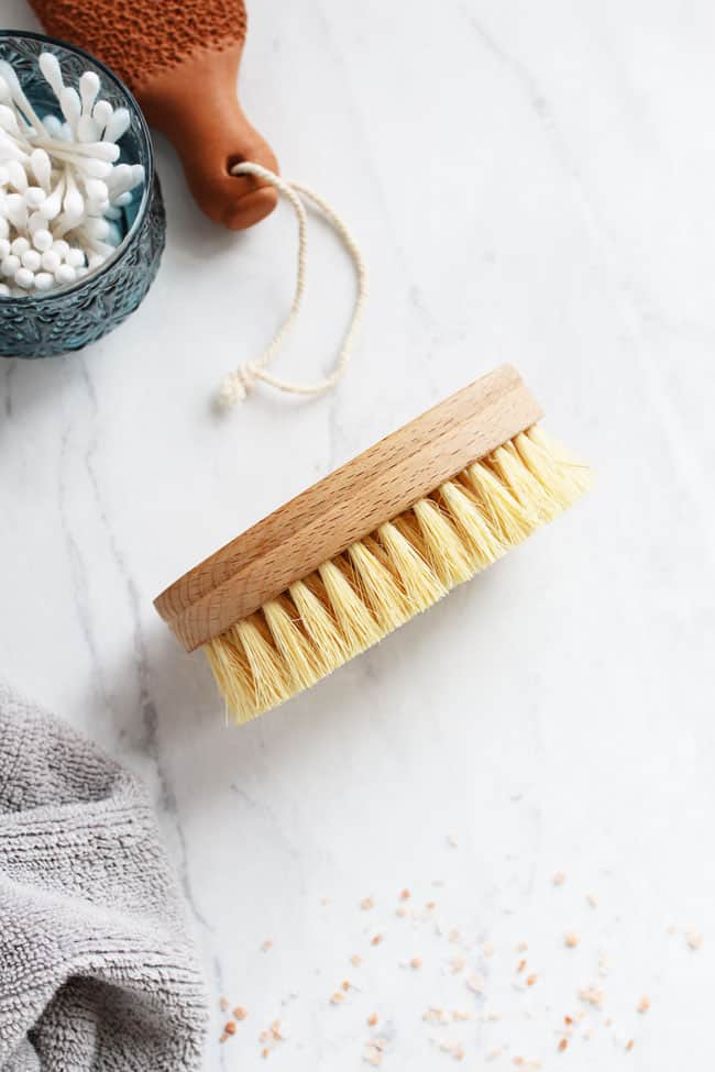 How To Dry Brush Video Benefits Of Dry Brushing