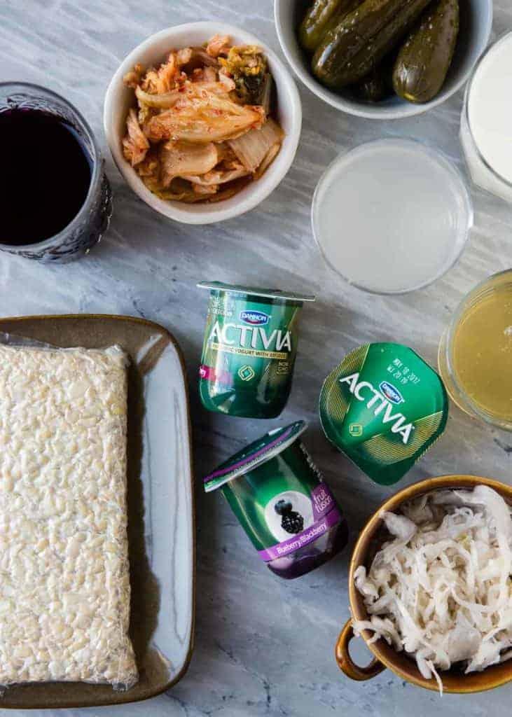 Probiotic Food vs Supplements | HelloGlow.co