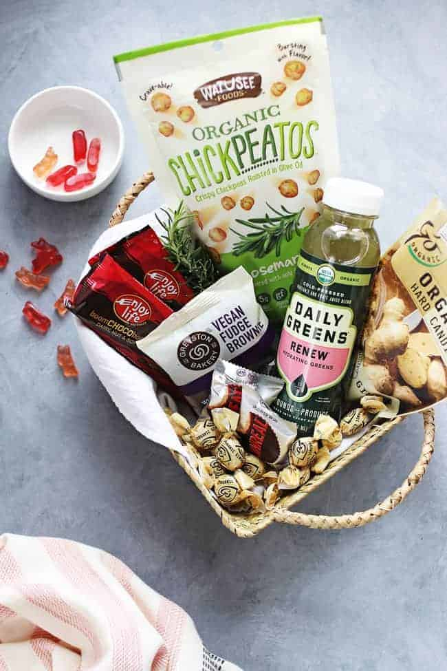 3 ways to build a healthier easter basket hello glow enjoy life chocolate bars negle Images