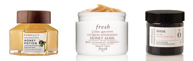Natural Honey Face Masks