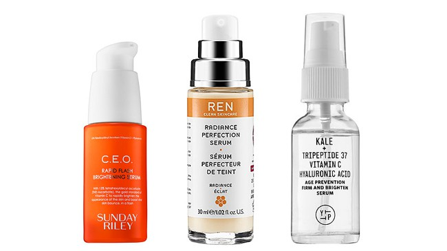 Best serums for normal or combination skin