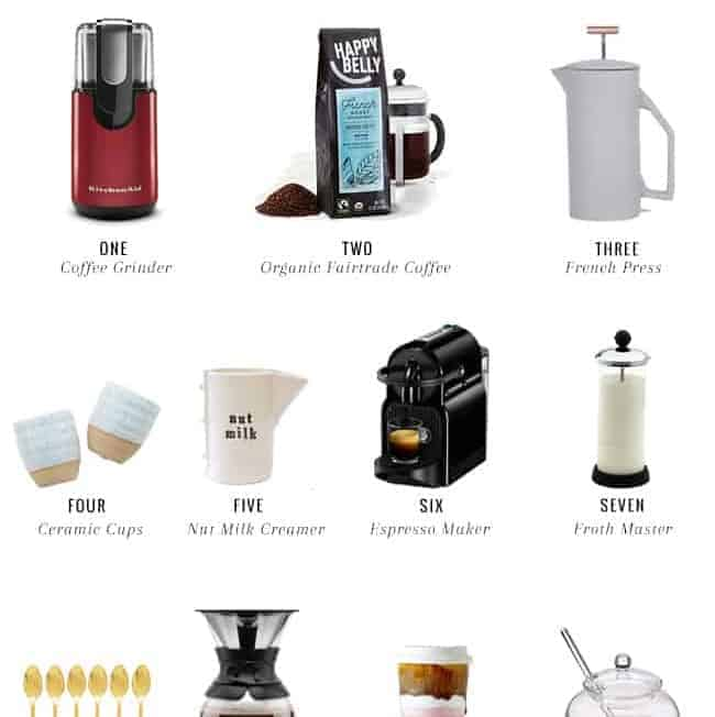 11 Essentials for the Perfect Cup of Coffee