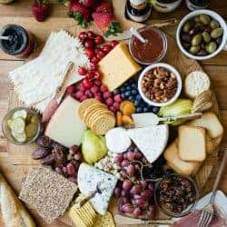 How to Build an Epic Cheese Board for a Summer Party