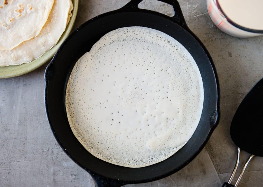 Coconut Tortillas | HelloGlow.co